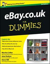 eBay.co.uk For Dummies (Paperback), Collier, Marsha, Hoskyn, Jane. 9781119941224