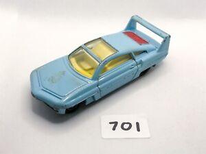 V RARE DINKY TOYS #108 SAMS CAR BLUE JERRY ANDERSON JOE 90 TV SCIFI DIECAST 1969