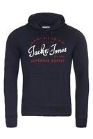 JACK & JONES JJELOGO SWEAT HOOD 2 COL 19/20 NOOS