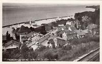 THONON-LES-BAINS 77 le port et la côte suisse écrite