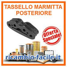 TASSELLO SUPPORTO SCARICO MARMITTA POSTERIORE PUNTO LANCIA Y PER 7718578