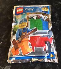 LEGO CITY GARBAGE MAN ITEM NO 951809