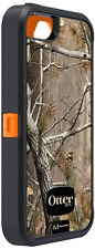 OtterBox Defender Series Case with Realtree Camo for Apple iPhone 5 Xtra Orange