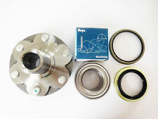 1 Front Wheel Hub & KOYO Wheel Bearing W/Seal Set For TOYOTA TACOMA PRE-RUNNER