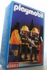 Playmobil Feuerwehrspezialeinheit 3883 von 1996 Neu & OVP Feuerwehrmänner
