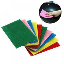 10PCS Dish Foam Cleaner Wash Cloth Dirt Eraser Magic Sponge Cleaning Towel