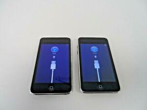 Bundle of 2 x Apple iPod Touch 2nd Generation 8/16GB - Black  B27
