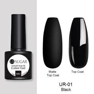 UR SUGAR Thermochromic Liquid Color changing UV LED Top Base Gel Nail Polish 2g