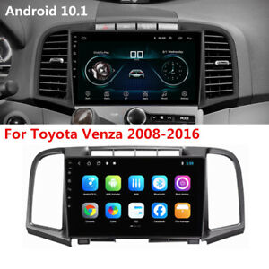 For 2008-2016 Toyota Venza 9'' Android 10.1 Car Radio GPS Player Navigation Wifi
