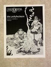 the POLYHEDRON 1982 Issue 7 Volume 2 Number 4 RPGA Network TSR Newszine VF #T950