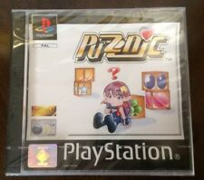 Puznic Playstation PS1 Brand New Factory Sealed Rare