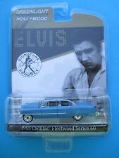 GREENLIGHT HOLLYWOOD SIGNATURE - *ELVIS* 1955 CADILLAC FLEETWOOD SERIES 60 NEW!