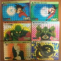 Dragon ball cardass made in 1988 son goku anime manga goods rare from japan 2G