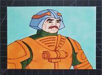 Motu Man At Arms Animation Original Art Hand Drawn / Painted 5x7 Heman Filmation