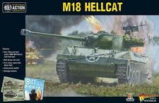 WARLORD GAMES BOLT ACTION NUOVO CON SCATOLA M18 HELLCAT (402013004) wgb-402013004