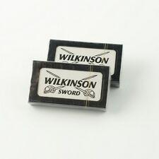 10 Wilkinson Sword Classico doppio bordo di sicurezza lamette 100% Autentico UK STOCK