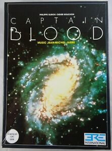 Captain Blood - Amstrad DISK - TESTED (E)