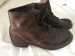 Red Wing 3343 Blacksmith Brown Mens Ankle Boot UK 8.5