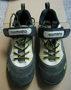 SHIMANO SH-M037W Women's MTB SPD Shoes & cleats EU 42 US 8.5 Beige