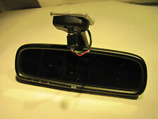 saab 9-3 / 9-5 auto dimming rear view mirror with compass & homelink