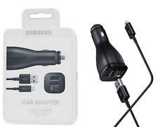 Original Samsung Dual USB KFZ Ladekabel für Samsung Galaxy S7 Edge / S6 Edge