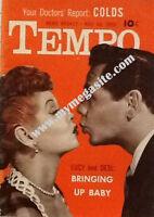 LUCILLE BALL & DESI ARNAZ - TEMPO NEWS WEEKLY - NOV 30, 1953