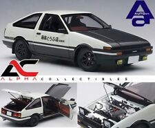 AUTOART 78799 1:18 TOYOTA SPRINTER TRUENO AE86 INITAIL D PROJECT D FINAL
