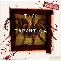 TITO & TARANTULA - TARANTISM (REMASTERED DIGIPAK)  CD NEW