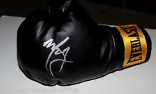 MARK WAHLBERG SIGNED AUTHENTIC EVERLAST BOXING GLOVE w/COA PROOF THE FIGHTER