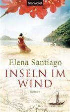 Inseln im Wind von Elena Santiago (2012, Taschenbuch)