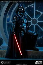 "Sideshow Star Wars ROTJ Return of the Jedi 1/6 Darth Vader 12"" Figure Exclusive"