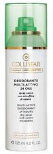 COLLISTAR DEODORANTE MULTI-ATTIVO 24 ORE 125 ML SPRAY SECCO NO ALCOL