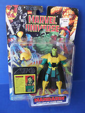 MARVEL Universe RARE 1997  MANDARIN with light-up power rings