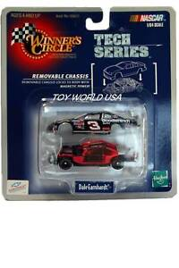 Winner's Circle Dale Earnhardt #3 Chevrolet Monte Carlo TECH SERIES