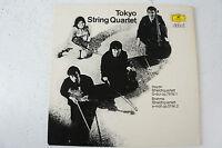 Haydn Streichquartett op76 Brahms Streichquartett op51 Tokyo String Quartet(LP13