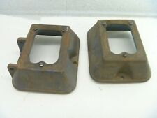 Atlas Craftsman Lathe Bed Risers Block Stand Feet L3 150r Amp L3 150l As Is
