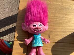 Trolls Hug Time Harmony Poppy Doll C1308 Rare