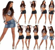 Markenlose Normalgröße Mini-Damenröcke