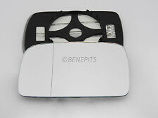 For VW Polo 1994-1999 Wing Mirror Glass Wide Angle HEATED Left Side /1006