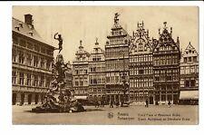 CPA-Carte postale -  BELGIQUE Antwerpen- Groote Marktplaats-1935- S3894