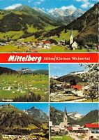 GG3814 mittelberg kleines walsertal  austria