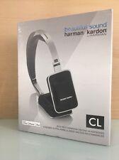 harman/kardon CL Headband Headphones - Silver/Black (A)