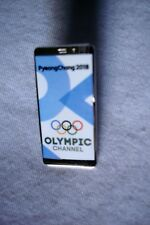 Pyeongchang 2018 Olympic Channel Tv Pin
