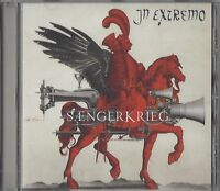 IN EXTREMO / SÄNGERKRIEG * NEW CD 2008 * NEU *