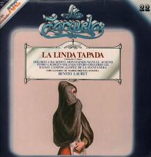 La Zarzuelas(No.22 Vinyl LP)La Linda Tapada Benito Lauret-Zacosa-ZCL 10-VG/Ex+