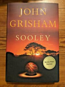 Sooley by John Grisham SIGNED FIRST EDITION