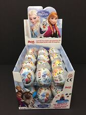 Disney Frozen Surprise Eggs in Toy & Chocolate For Boy - 3 x Eggs