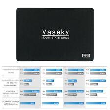 "Vaseky 2.5"" SSD Solid State Hard Drive SATA3 6GB/S For Desktop & Laptop 350G"