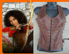 KNIGHT SQUAD Prop Ravenswood Leather Bodice youth costume Medieval Renaissance