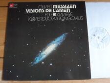 Messiaen-Visions De L´Amen-Für 2 Klaviere-Duo Mrongovius-Weißlabel Promo MPS